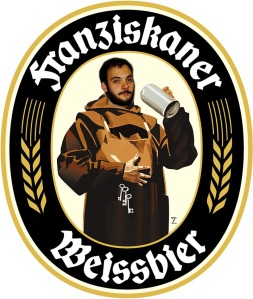 My own Franziskaner Label